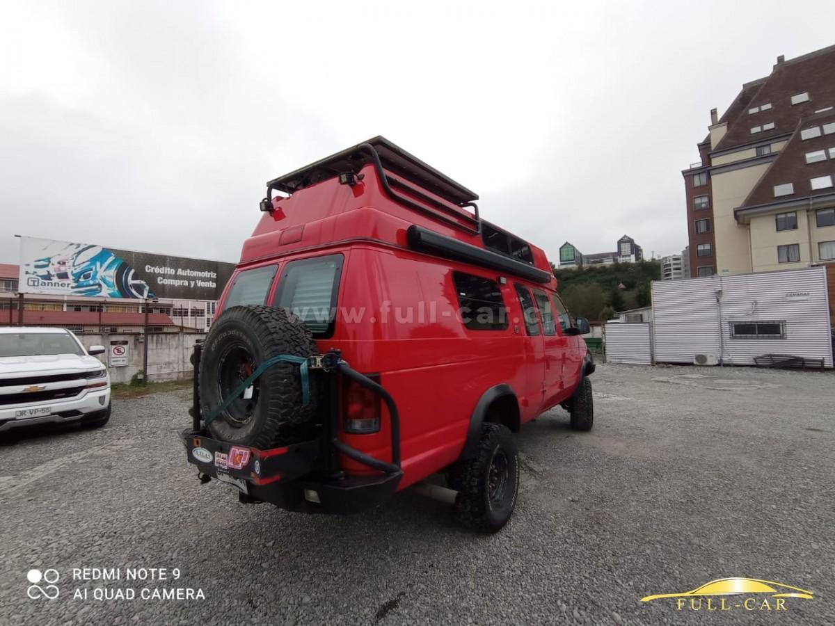 Full-Car Automotora   MOTORHOME FORD E350 4X4