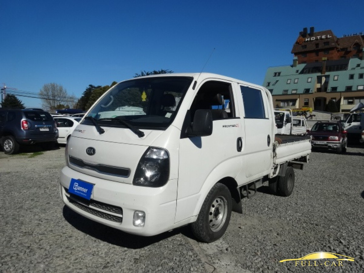 Full-Car Automotora | Kia Frontier DCab 2.5